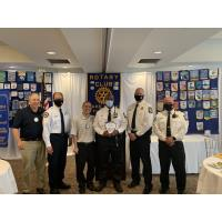 Seminole County Fire Dept.'s Lt. Chris Baker honored with First Responder Community Excellence Award