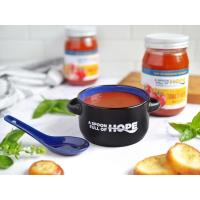 """Second Harvest's Popular """"A Spoon Full Of Hope"""" Product Line Unveils New Look And Flavors"""
