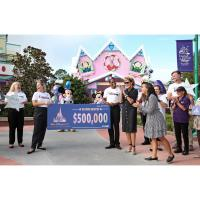 Marking 50 Years in Central Florida with $3 Million in Disney Grants