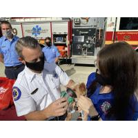 33,000 Pet Oxygen Masks Donated and Counting: Seminole County Fire Department is Newest Recipient