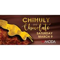 Sensational Saturday • Chihuly and Chocolate - March 9, 2019