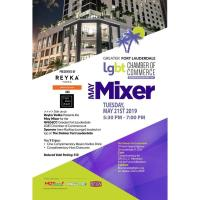 GFLGLCC May Mixer at The Dalmar Fort Lauderdale