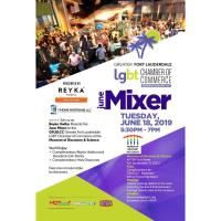 GFLGLCC June Mixer at the Museum of Discovery & Science