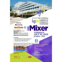 GFLGLCC July Mixer at B Ocean Resort, Fort Lauderdale Beach