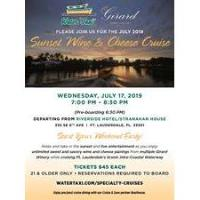 Sunset Wine & Cheese Cruise