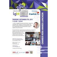 GFLGLCC Chamber Hero Awards Luncheon Presented by Capital One
