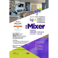 GFLGLCC February Mixer at The Atlantic Hotel & Spa