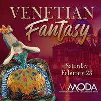 Sensational Saturday • Venetian Fantasy - Feb. 23