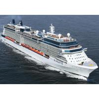 Sunday Lunch and Ship Tour on the Luxury Cruise Ship Celebrity Silhouette®