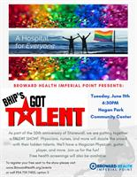 BHIP's Got Talent Talent Show at Hagen Park Community Center