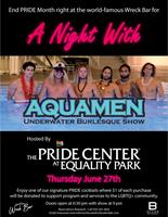 A night with the Aquamen (celebrating PRIDE Month)