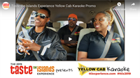 News Release - Taste the Islands Experience ''Yellow Cab Karaoke''