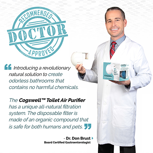 Dr. Don Brust, Board Certified Gastroenterologist