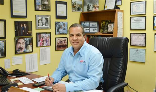AAA Pest Control, Bill Robles President