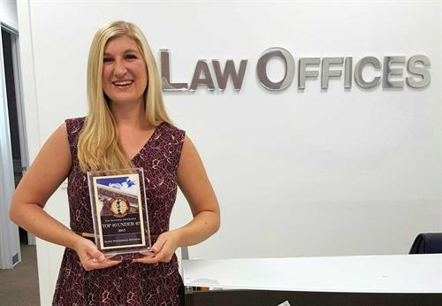 Top 40 Under 40 Immigration Lawyer