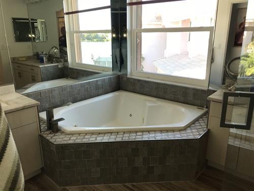 Tub Tile/Plumbing