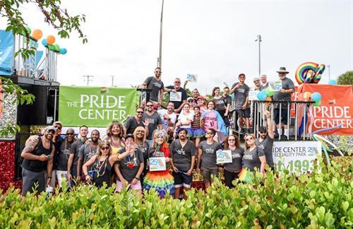 The Pride Center Staff & Volunteers
