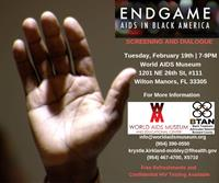 Community Screening & Dialogue by World AIDS Museum & Educational Center with  BTAN- ENDGAME AIDS IN BLACK AMERICA