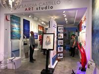 Claudia Castillo ART studio presents  S E N S U A L | exhibit