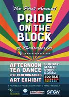 The 1st Annual Pride On The Block, A Palm Beach Pride Kickoff Event. Fundraiser for TransireHelp.org