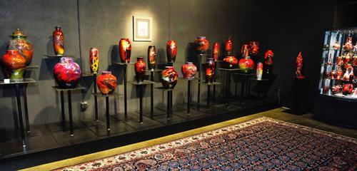 Doulton Flambe Gallery at WMODA