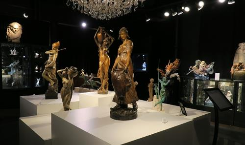 Art Nouveau and Art Deco Gallery at WMODA