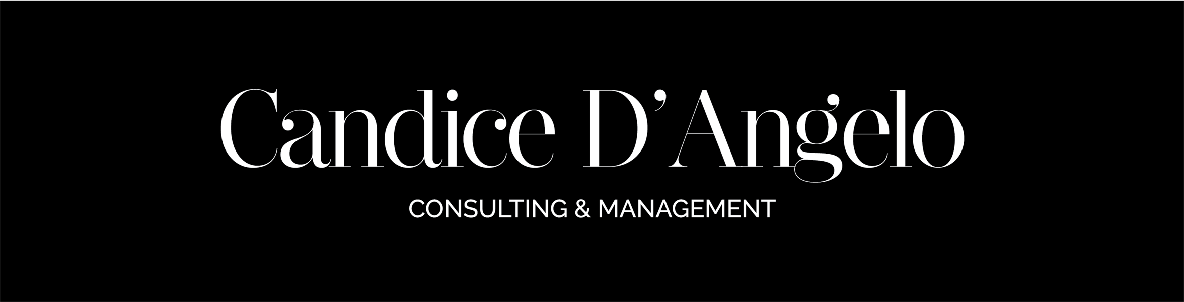 Candice D'Angelo Consulting and Management, LLC