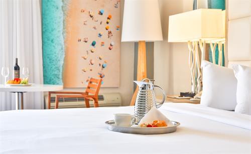 Room Service Ready!