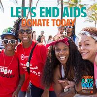 2019 Florida AIDS Walk & Music Festival Team GFLGLCC - Greater Fort Lauderdale LGBT Chamber of Commerce