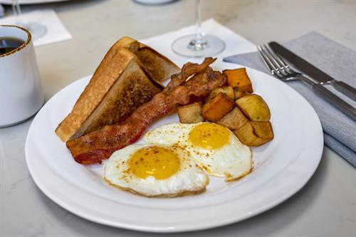 Quantum Kitchen Breakfast 2nd Floor Lobby