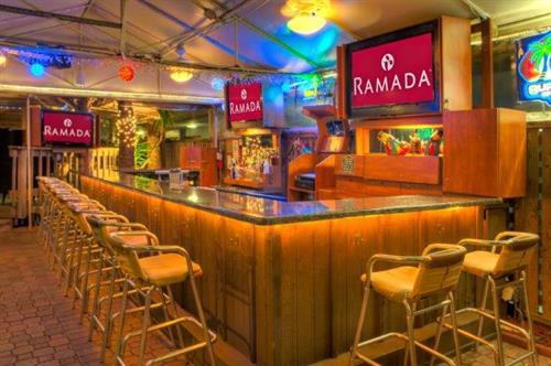 Tropcal Tiki Bar