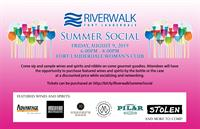Riverwalk Summer Social