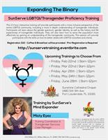 Expanding the Binary - LGBTQ / TransGender 101 Training