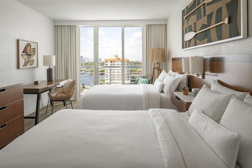 Intracoastal Guest room