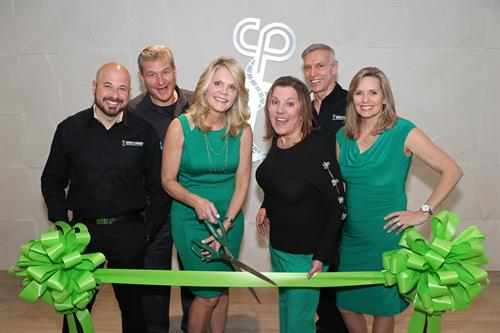 New Home Office Ribbon Cutting