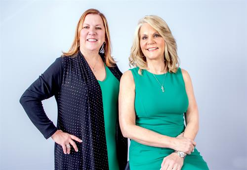 Vicky Garcia, COO & Co-Owner with Michelle Fee, CEO & Founder