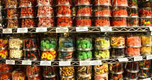 CANDY SELECTIONS