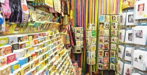 GREETING CARD AREA