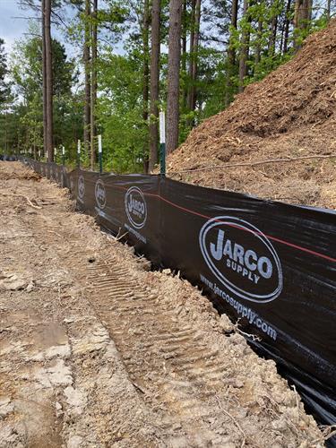 Erosion Control - Cady Construction