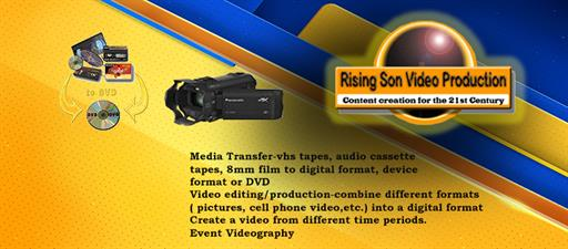 Rising Son Video Productions