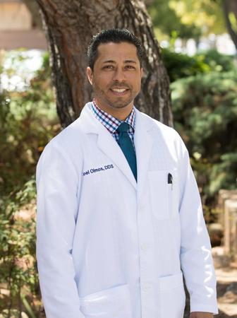 Meet Dr. Olmos!