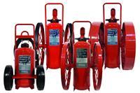 Ansul Wheeled Unit