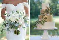 Bouquet and Cake flowers