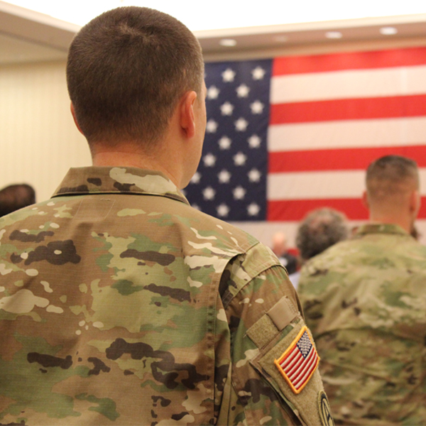 Chamber Members Provide Military Discounts