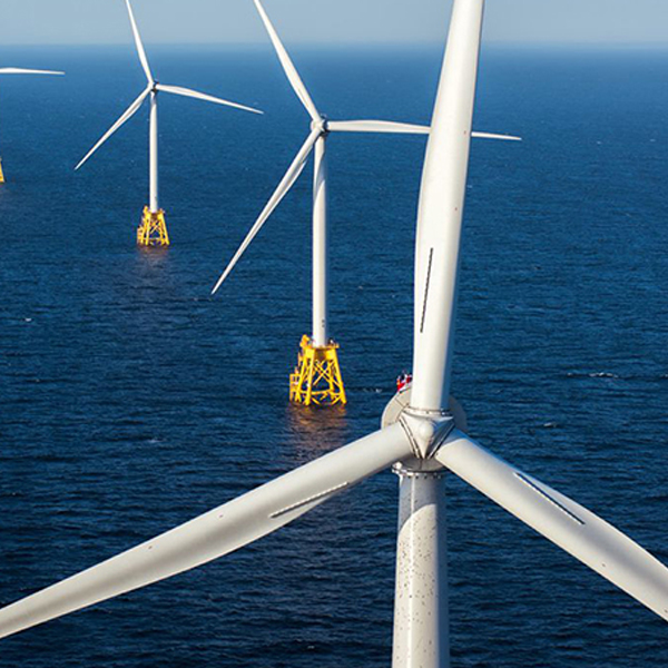 Eastern CT Benefits from Offshore Wind Power