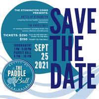 Stonington Community Center Hosts Battle of Stonington: The Paddle Ball