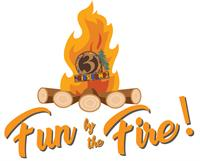 Get your Camp on and Enjoy an Evening of Fun by the Fire