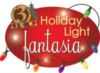 Connecticut's Holiday Light Fantasia, Proudly Presented by Johnson Brunetti, Returns to Goodwin Park Thanksgiving Night through New Year's Day