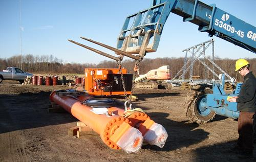 Optiwind Crane Lifting Cylinders