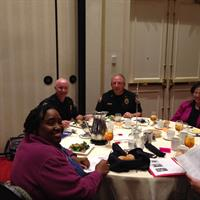 Law Enforcement Conference Participants